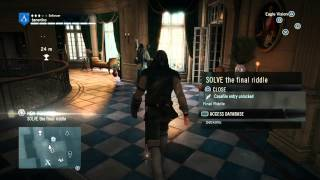 How To Solve The Riddle In Assassin S Creed Unity