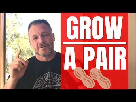 Contractor Business Tips: Grow a Pair When Running Your Business!
