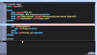 How to get JSON  Object Data Basics