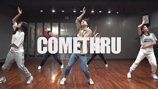 Jeremy Zucker   Comethru  Jin.C Choreography