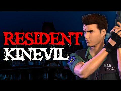 Let's Play Resident Evil Code: Veronica Part 14 – Resident Kinevil