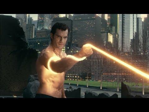 JUSTICE LEAGUE | SUPERMAN Returns | Movie Clip | 4K 720p HD |