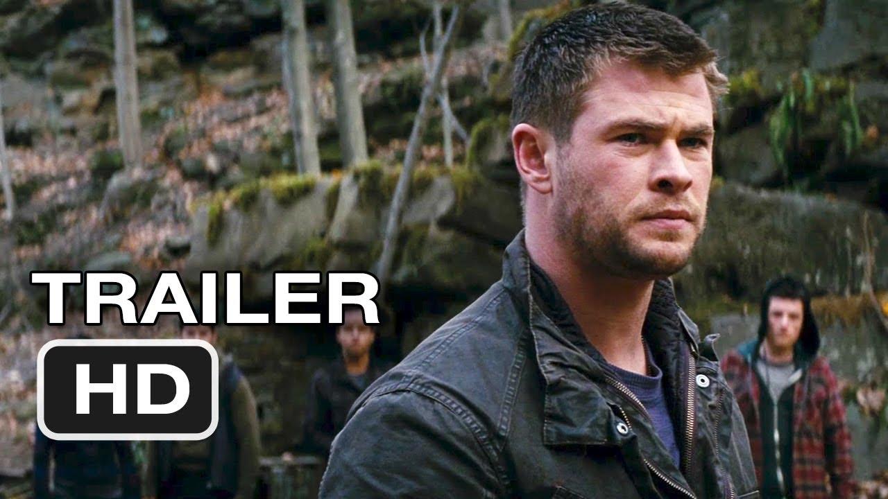 >Red Dawn TRAILER (2012) Chris Hemsworth, Josh Hutcherson Movie HD