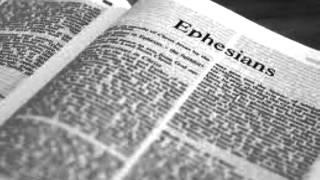 Who wrote Ephesians?