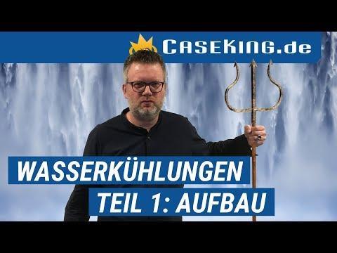 Wasserkühlung Teil 1 - Aufbau einer Wakü - Caseking TV