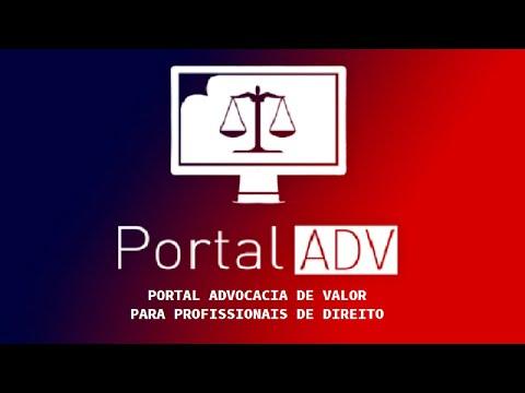 PORTAL ADVOCACIA DE VALOR PARA PROFISSIONAIS DE DIREITO