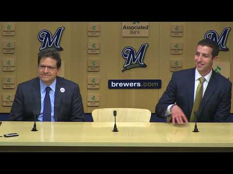 Video: Mark Attanasio and David Stearns on the 2018 season