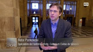 Rafal Pankowski on antisemitism in the public debate in Poland, 29.02.2020 (French).