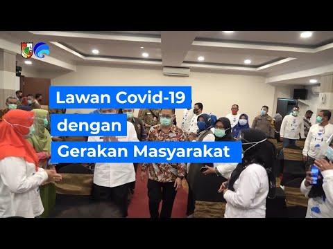Lawan Covid-19 Harus dengan Gerakan Masyarakat