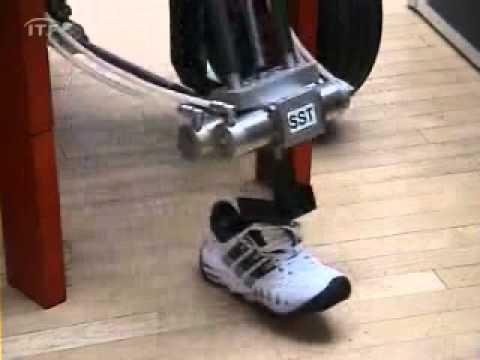 ITF 的網球鞋測試 (SST)