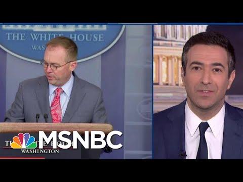 Breaking: Trump Aide Caves In Impeachment Suit Against Trump   The Beat With Ari Melber   MSNBC