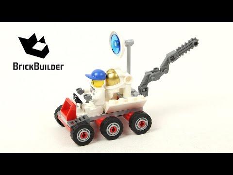 Vidéo LEGO City 3365 : Le buggy de l'espace