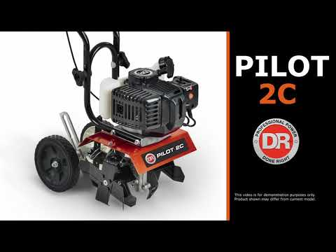 2021 DR Power Equipment Pilot 2C in Walsh, Colorado - Video 1