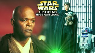 Lucasfilm's HUGE Plan For Star Wars LEAKED & More! This Is Exciting (Star Wars Explained)