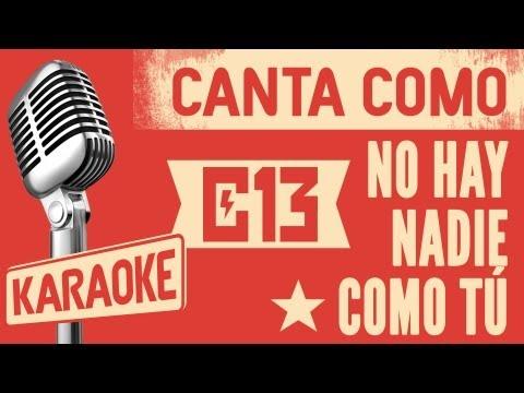 No hay nadie como tú Calle 13