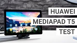 Huawei MediaPad T5 10 Test: So gut ist das günstige Tablet | Deutsch