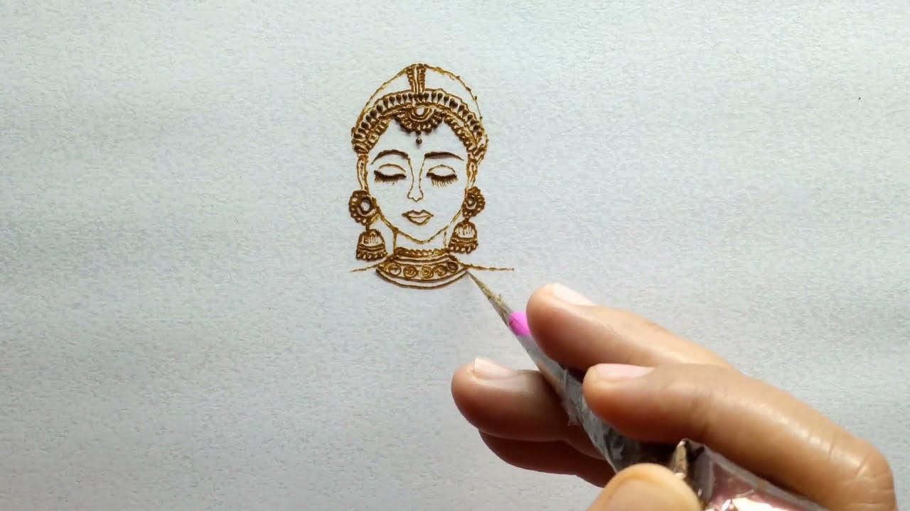 beautiful bridal dulhan mehndi design by neetu mehndi art