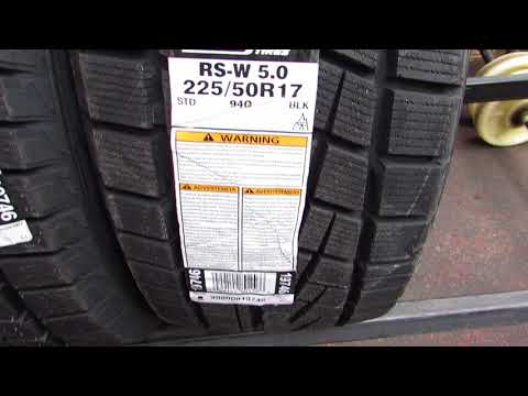 STARFIRE RS-W 5.0 WINTER TIRE REVIEW (SHOULD I BUY THEM?)