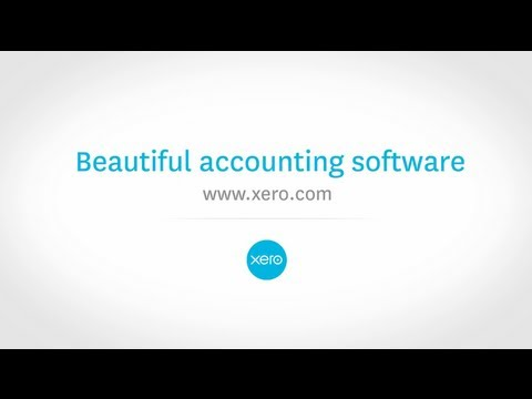 Xero Accounting Software Overview