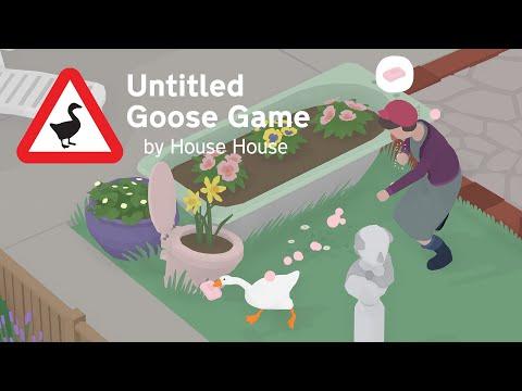 愛搞破壞的鵝《無名鵝愛搗蛋》(Untitled Goose Game)新預告片