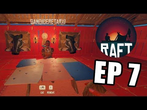 მონამ გამიჭედა! | RAFT #7 EP - S2