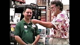 Maui Preparedness w Fred Ruge Jason host at Costco on maui