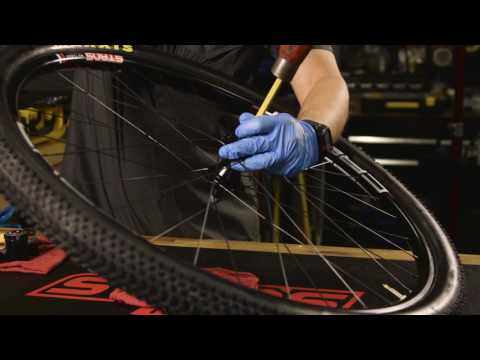 Rear Hub Service - Stan's NoTubes