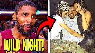 10 Things You Didn't Know About Kyrie Irving!