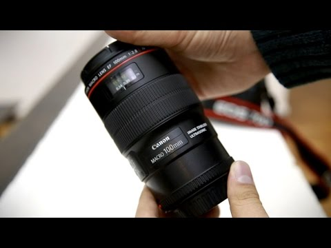 Canon 100mm f/2.8 'L' Macro IS USM lens review with samples (Full-frame and APS-C)