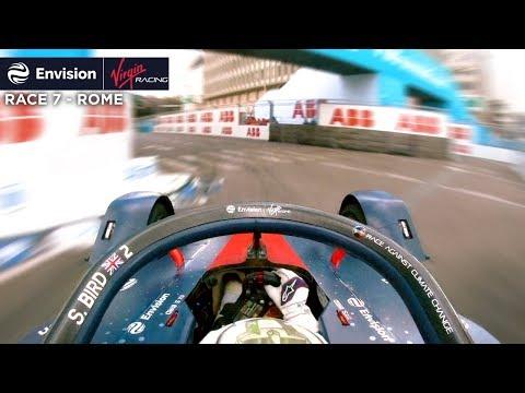SEASON 5 RECAP: Rome Formula E Onboard Lap! (Pure Sound)