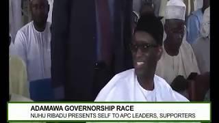 Adamawa Governorship Race