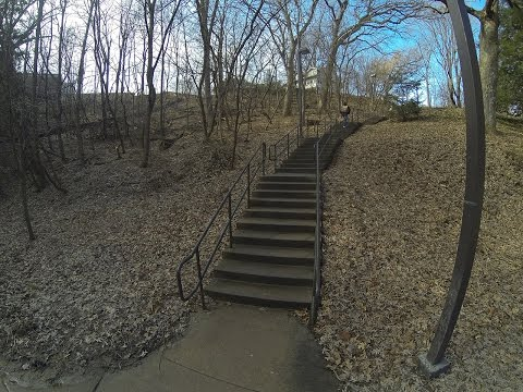 Step Up: The Olin Stairs