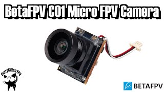 BetaFPV C01 Micro FPV Camera - a vast improvement on the original. Supplied by BetaFPV