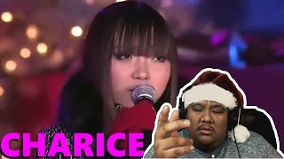 Charice - My Grown Up Christmas List [MUSIC REACTION]