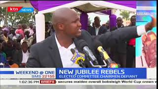 Four Jubilee rebel MPs vow to stay put despite pressure for them to relinquish their positions