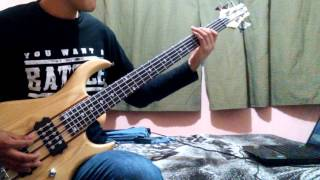Anti-Flag | If You Wanna Steal | Bass  Cover