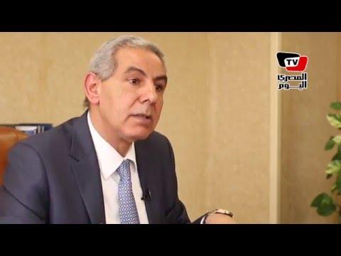 وزير التجارة: التراخيص الصناعية واحدة من كوارث الصناعة المصرية