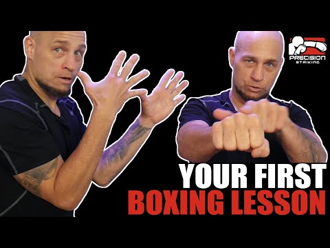 Beginner Boxing 101: Complete Lesson | New Boxers Welcome