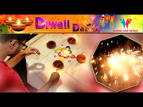 Diwali Celebrations Grips Odisha