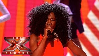 Will Bupsi be a wonderful one for the Judges?| Live Week 1 | The X Factor 2015