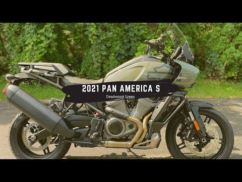2021 Harley-Davidson Pan America™ Special in Portage, Michigan - Video 1