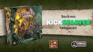 Zombicide Green Horde Kickstarter Trailer