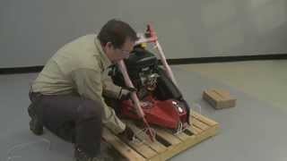 How to Assemble a New DR Stump Grinder