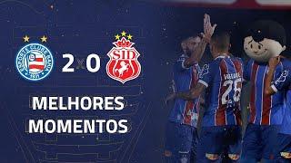 Bahia 2 x 0 Imperatriz | Gols e Melhores Momentos | 2ª rodada | Copa do Nordeste 2020
