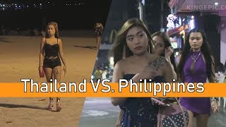 THAILAND VS. THE PHILIPPINES (Nightlife, Girls, Costs of Living …) *NEW*