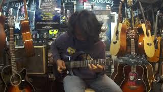 Peavey Guitar Showdown 2018 | Ryan Gredy, Jakarta