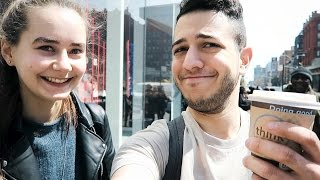 НЬЮ-ЙОРК: Последние дни | Комбуча by Dasha Tsenter