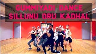 Gummiyadi Dance- Sillunu Oru kadhal