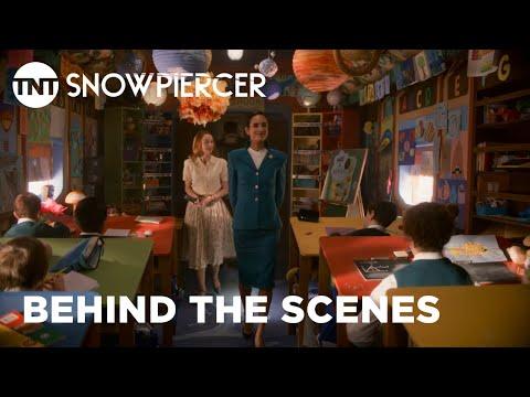 Video trailer för Snowpiercer: Behind The Scenes Look of the Train | TNT