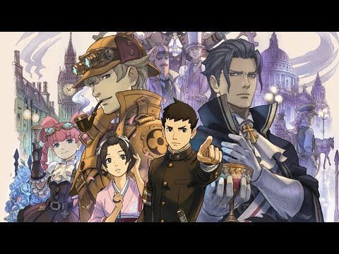 , title : 'The Best 3DS Game You Couldn't Play - The Great Ace Attorney (Dai Gyakuten Saiban) ft. Scarlet Study'
